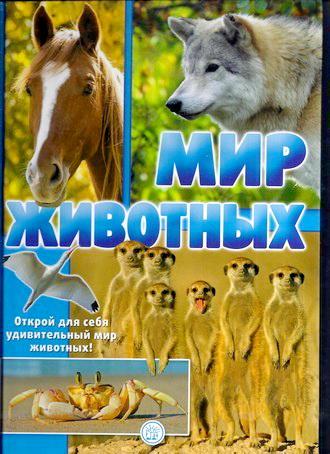 Купить Мир животных. Открой для себя удивительный мир животных!, Жан-Батист Панафье, 978-5-9287-2199-2