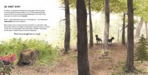 фото страниц Животные в природе. Волк #2