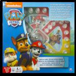 Настольная игра с кнопкой Spin Master 'Щенячий патруль' (SM98282/6028796)