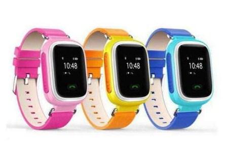 Купить Часы GPS детские Smart Baby Watch Q100 (V80-1.22) с WiFi, China Factory