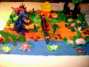 фото страниц Секреты пластилина. Динозавры #5