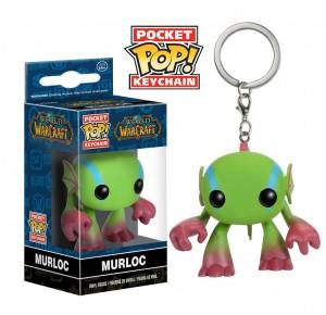 Подарок Брелок Funko Pocket Pop! Keychain Murloc (9551-PDQ)