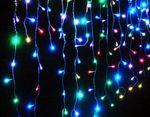 Подарок Гирлянда светодиодная 'Штора' LED 144