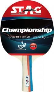 Ракетка для настольного тенниса Stag Championship (322)
