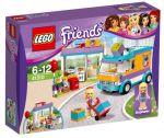 Конструктор LEGO Friends Служба доставки подарков (41310)