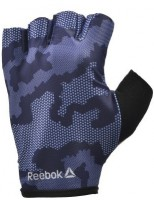 Перчатки для фитнеса Reebok XS RAGB-12331CM