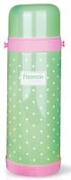 Термос Fissman 1 л, зеленый