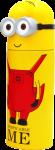 Подарок Термос 'Миньон' красные штанишки