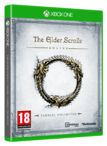 игра The Elder Scrolls Online Tamriel Unlimited (Xbox One)
