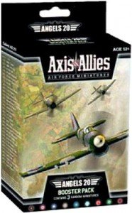 Axis&Allies Miniatures: Bandits High Бустер
