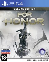 игра For Honor Deluxe Edition PS4