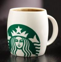Подарок Чашка Starbucks Logo Mug 355 мл