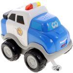 Инерционная игрушка Kiddieland Первые машинки Полиция
