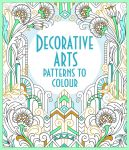 Книга Decorative Arts Patterns To Colour