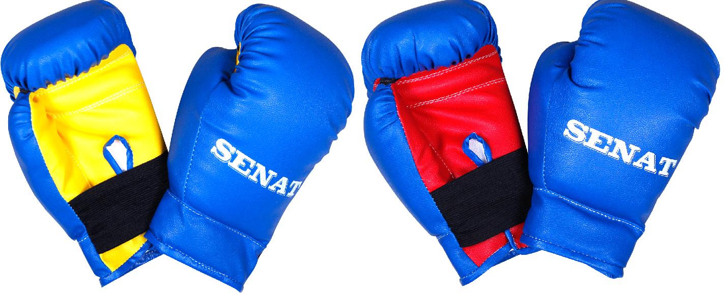 Купить Перчатки боксерские SENAT 4 унции