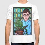 Подарок Дизайнерская футболка 'Лавка Ужасов. Suddenly Seymour'