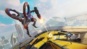 скриншот RIGS: Mechanized Combat League PS4 #2