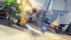 скриншот RIGS: Mechanized Combat League PS4 #3