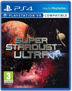 игра Super Stardust Ultra PS4