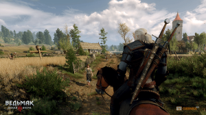 скриншот  Ключ для Ведьмак 3 Дикая Охота: DLC Каменные Сердца #4