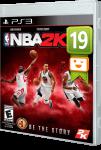 игра NBA 2K 19 PS3
