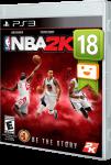 игра NBA 2K 18 PS3