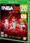 игра NBA 2K 20 XBOX ONE