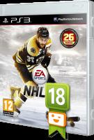 игра NHL 18 PS3