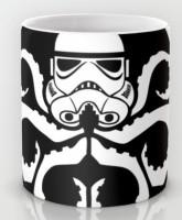 Подарок Оригинальная чашка 'Hydra Trooper'