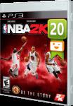 игра NBA 2K 20 PS3