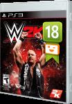 игра WWE 2K18 PS3