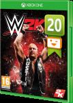 игра WWE 2K20 XBOX ONE