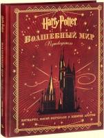 Книга Гарри Поттер. Волшебный мир. Путеводитель