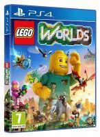 игра LEGO Worlds PS4