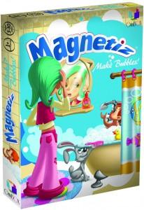 Настольная игра Magnetiz. Пуская пузыри без доски