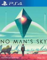 игра No Man's Sky PS4