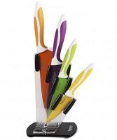 Набор ножей Fissman Magellan 5 пр (KN-2656.5) нерж. сталь
