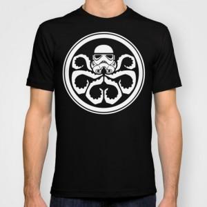 Подарок Дизайнерская футболка 'Hydra Trooper'