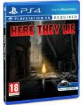 игра Here They Lie PS4