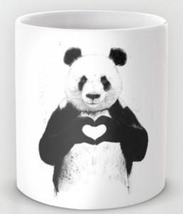Подарок Оригинальная чашка 'All you need is love'