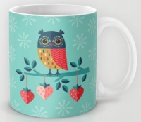 Подарок Оригинальная чашка 'Owl always love you'