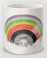 Подарок Оригинальная чашка 'Rainbow Classics'