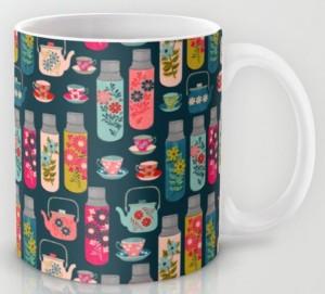 Подарок Оригинальная чашка 'Secret Meadow'