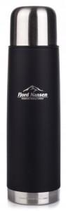 Термос Fjord Nansen HONER 1,0 L black (7704)