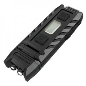 Фонарь многофункциональный Nitecore Thumb (1LED+UV LED, 45 люмен, 3 режима, USB) (6-1212-LEO)
