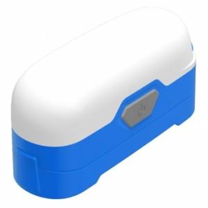 Фонарь Nitecore LR30 (HIGH CRI + RED LED, 205 + 45 люмен, 6 режимов, 1x18650), синий (6-1220-blue)