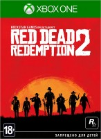 игра Red Dead Redemption 2 Xbox One