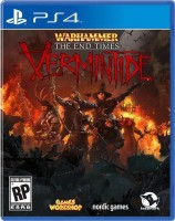 игра Warhammer: The End Times Vermintide PS4