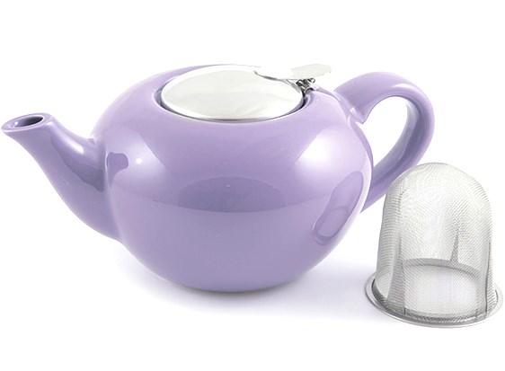 Купить Керамический заварочный чайник Fissman 750мл (TP-9207.750) пурпурный