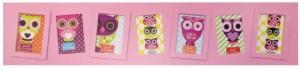 Подарок Мультирамка для фото Angel Gifts 7 в 1 (BIN-112086) розовая